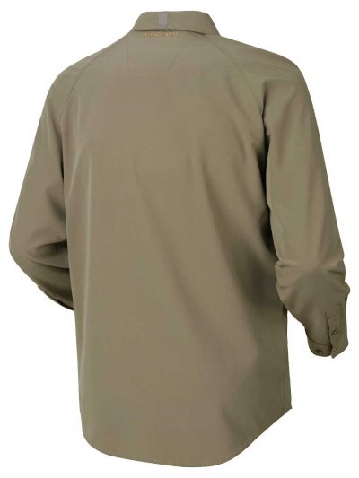 Härkila Mens Herlet Tech Shirt - Light Khaki