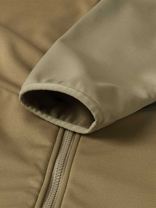 Härkila Mens PH Range Softshell Jacket - Khaki & Sand