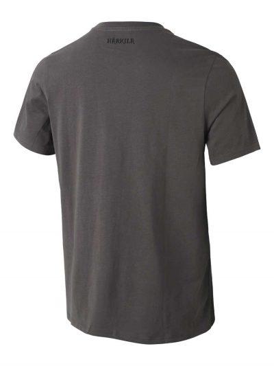 Härkila Mens Wildlife Eagle T-Shirt - Mulch Grey
