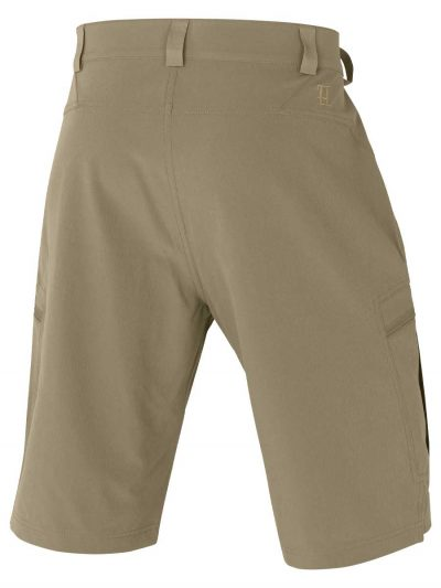 Harkila Men's Herlet Tech Shorts - Light Khaki