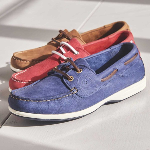 Dubarry Deck Shoes - Ladies Elba XLT