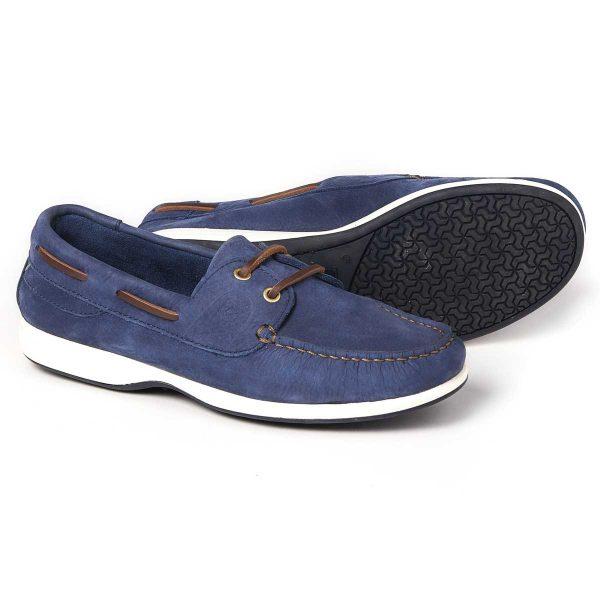 Dubarry Deck Shoes - Ladies Elba XLT - Denim