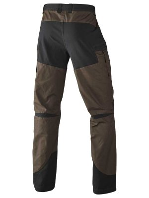 Härkila Gevar Trousers - Slate Brown & Black
