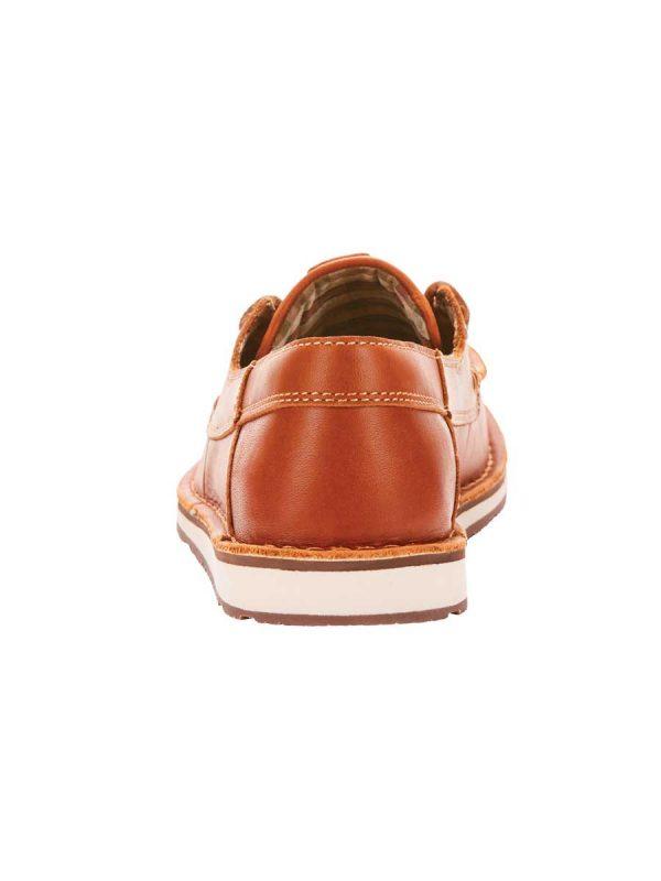 ARIAT Deck Shoes - Womens Cruiser Castaway - Honeycomb