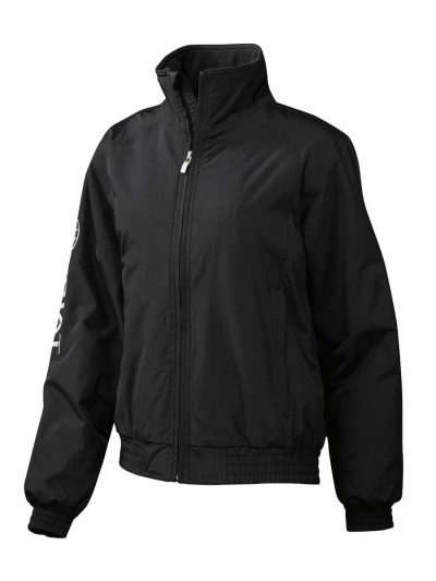 ARIAT Jacket - Womens Stable - Black