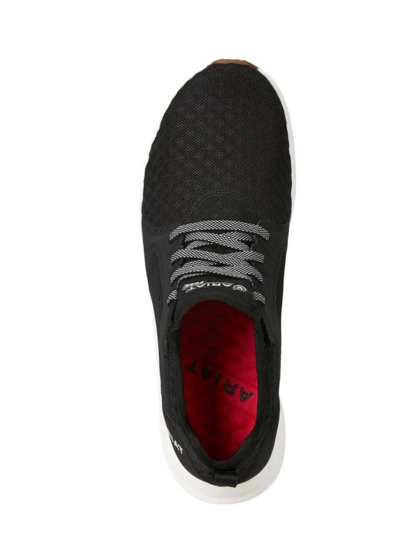 ARIAT Trainers - Womens Fuse - Black Mesh