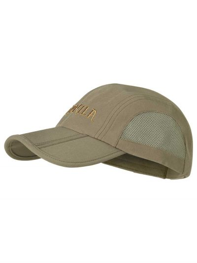 Härkila Herlet Tech Foldable Cap - Light Khaki
