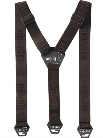 HARKILA Tech Braces - Willow Green & Shadow Brown