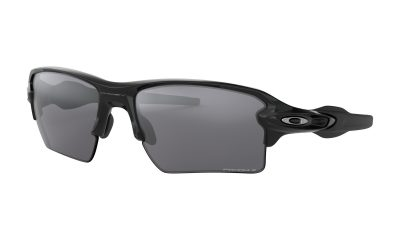 OAKLEY Flak 2.0 XL Sunglasses - Polished Black - Prizm Black Polarized Lens