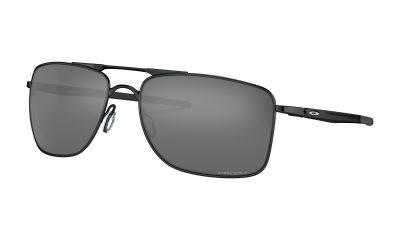 OAKLEY Gauge 8 Sunglasses - Polished Black - Prizm Black Lens