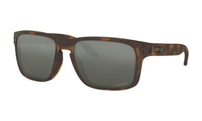 OAKLEY Holbrook Sunglasses - Matte Brown Tortoise - Prizm Black Iridium Lens