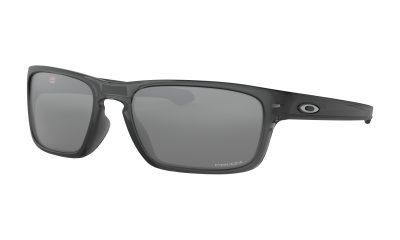 OAKLEY Sliver Stealth Sunglasses - Grey Smoke - Prizm Black Iridium Lens