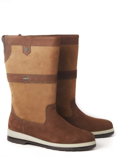 DUBARRY Ultima ExtraFit Sailing Boots - GORE-TEX - Brown