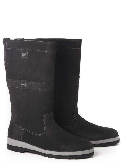 DUBARRY Ultima Sailing Boots - GORE-TEX - Black