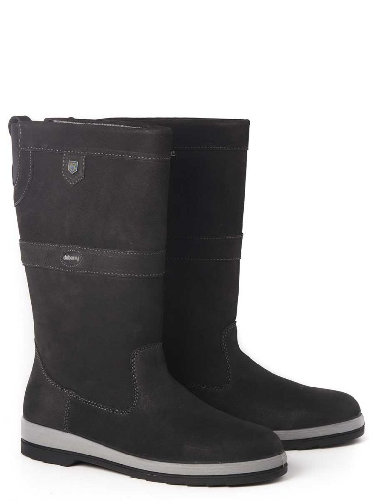 DUBARRY Ultima Sailing Boots - GORE-TEX - Black