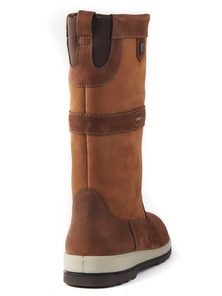 DUBARRY Ultima Sailing Boots - GORE-TEX - Brown