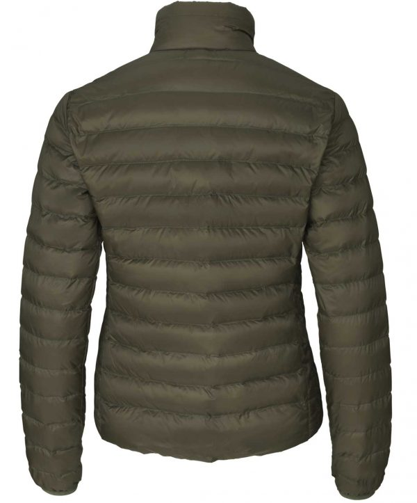 SEELAND Jacket - Ladies Hawker Quilted - Pine Green