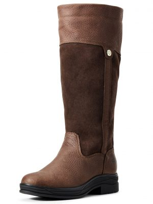 ARIAT Boots - Womens Windermere II Waterproof - Brown
