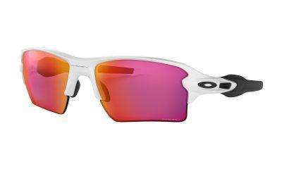 OAKLEY Flak 2.0 XL Sunglasses - Polished White - Prizm Field Lens