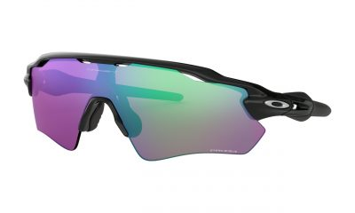 OAKLEY Radar EV Path Sunglasses - Polished Black - Prizm Golf Lens