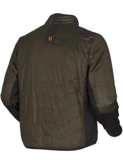 HARKILA Jacket - Mens Heat Control - Willow Green & Black