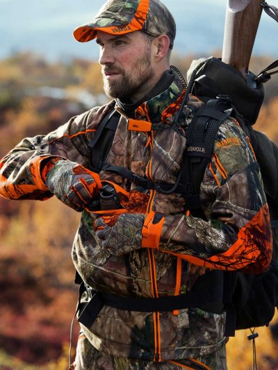 HARKILA Jacket - Mens Moose Hunter HSP - Mossy Oak Break-Up