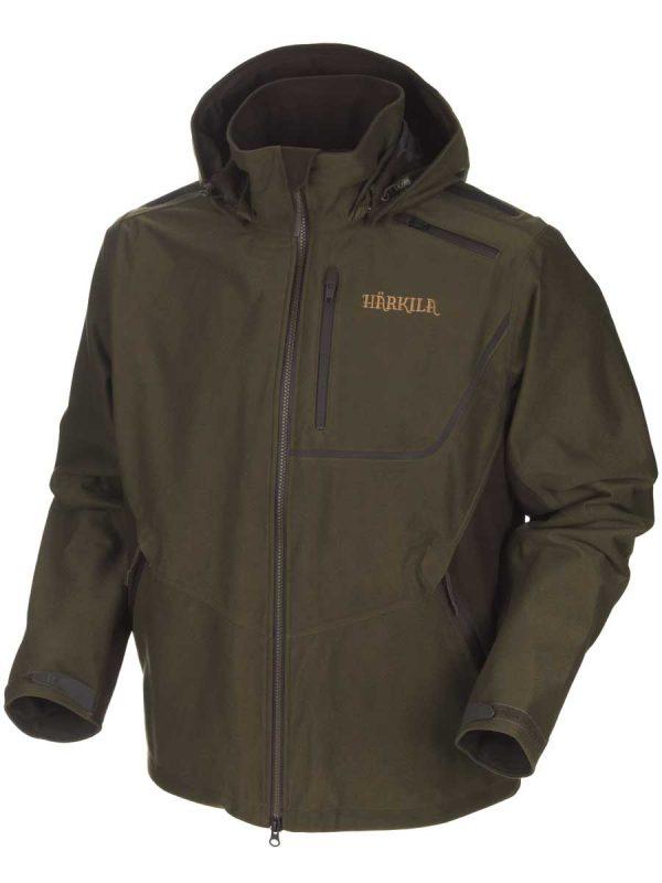 HARKILA Jacket - Mens Mountain Hunter - Hunting Green