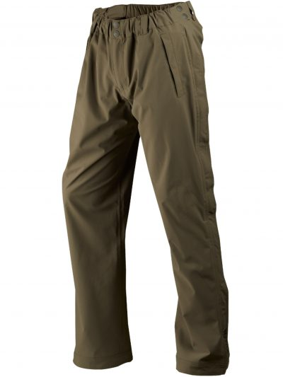 HARKILA Overtrousers - Mens Orton Lightweight Packable - Willow Green