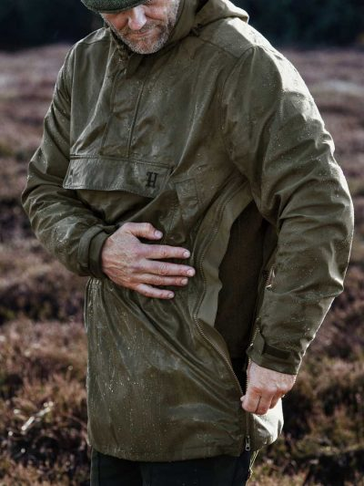 HARKILA Smock - Mens Stornoway Active - Cottage Green