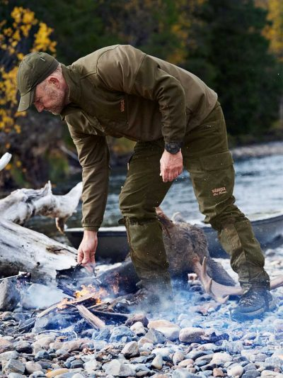 HARKILA Trousers - Mens Pro Hunter Endure - Willow Green
