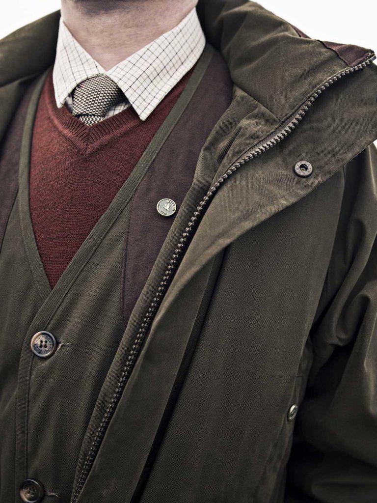 SEELAND Jacket - Mens Woodcock II - Shaded Olive