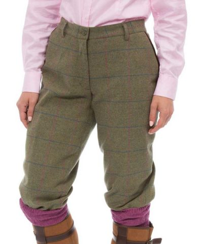 ALAN PAINE - Ladies Combrook Breeks - Juniper