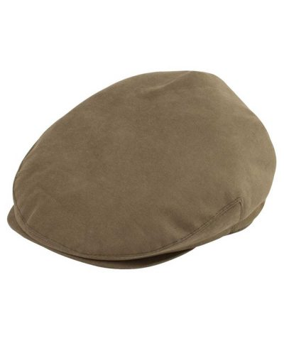 ALAN PAINE - Mens Berwick Waterproof Cap - Olive