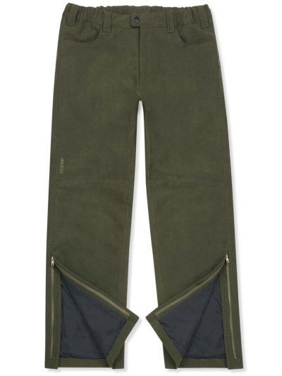 MUSTO Shooting Trousers - Mens Keepers Westmoor BR1 - Dark Moss