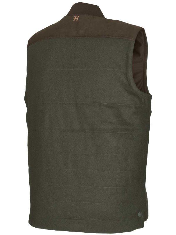HARKILA Waistcoat - Mens Metso Active Quilt - Willow Green