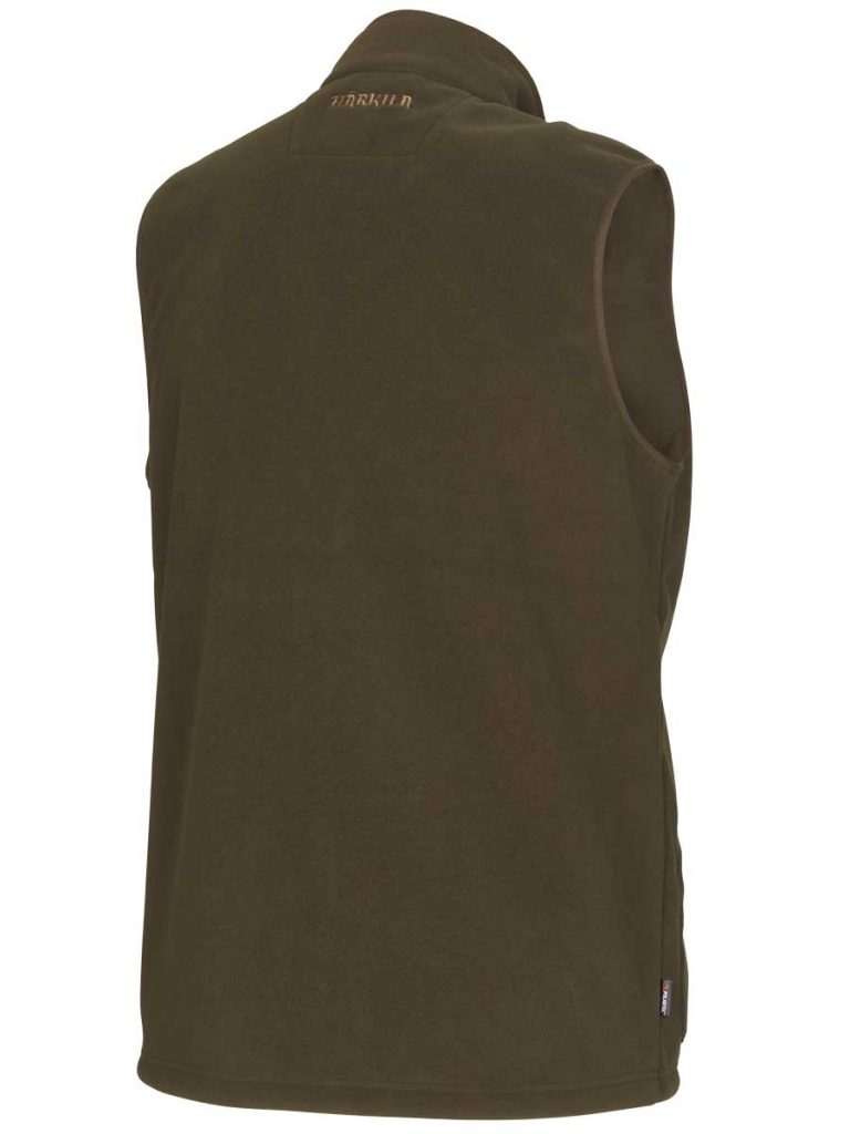 HARKILA Waistcoat - Mens Stornoway Active Shooting - Willow Green