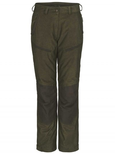 SEELAND Trousers - Ladies North Waterproof - Pine Green