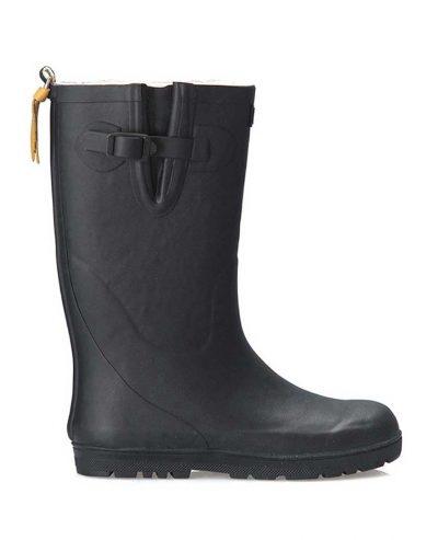 AIGLE Kids Boots - Woody Pop Fur Lined - Marine