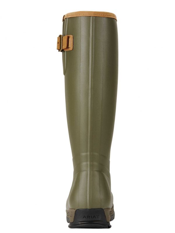 ARIAT Boots - Mens Burford Neoprene - Olive Green