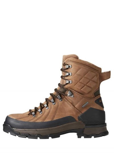 ARIAT Boots - Mens Catalyst VX Defiant 8 GTX - Rugged Brown