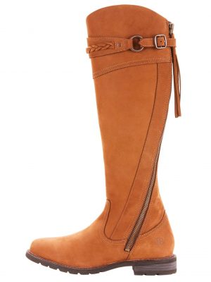 ARIAT Boots - Womens Alora Waterproof - Chestnut