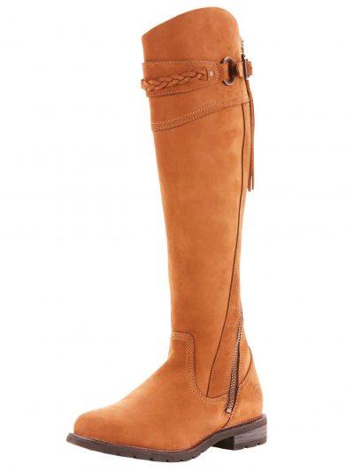 ARIAT Boots - Womens Alora Waterproof - Chestnut