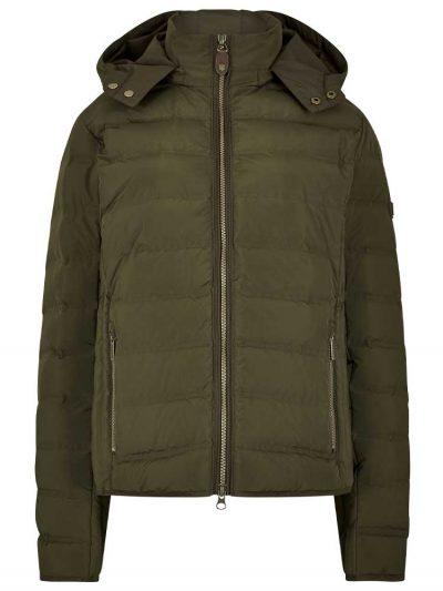 DUBARRY Coat - Ladies Kilkelly Down Jacket - Olive