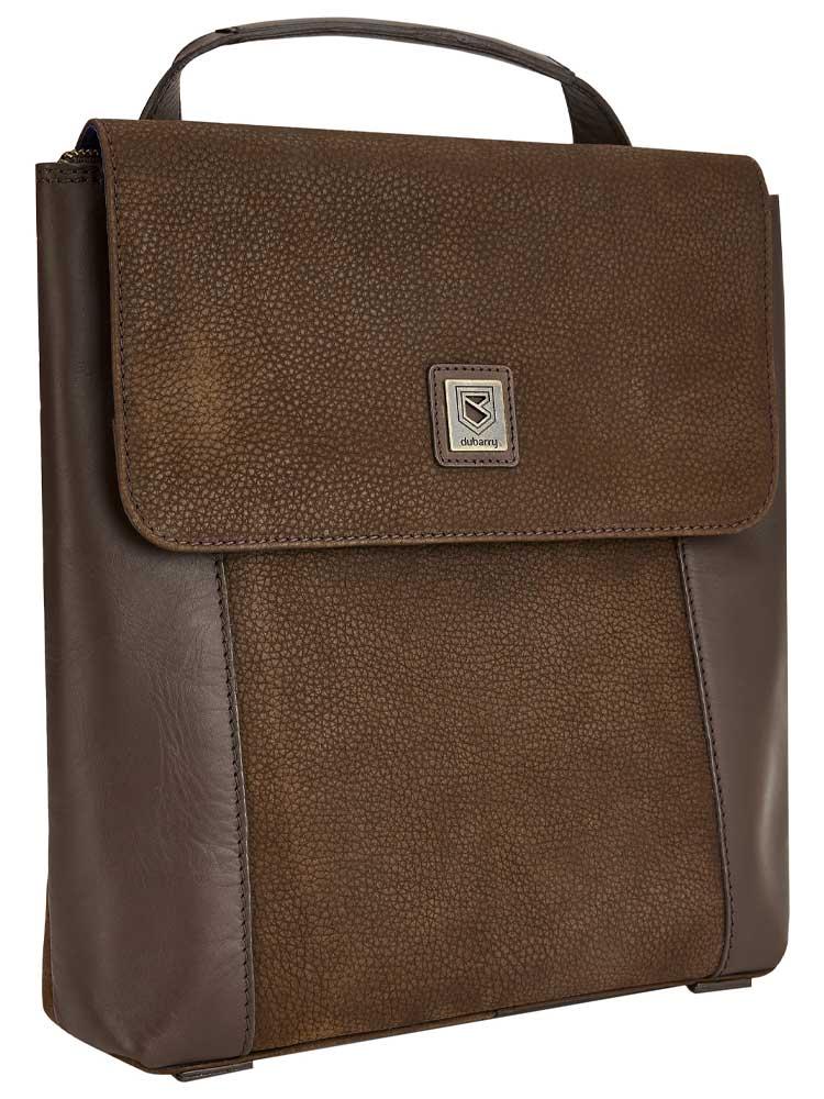 DUBARRY Convertible Bag - Ladies Dingle Leather - Walnut