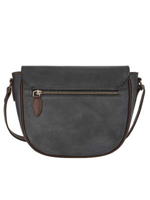 DUBARRY Handbag - Ladies Ballybay Leather - Black Brown