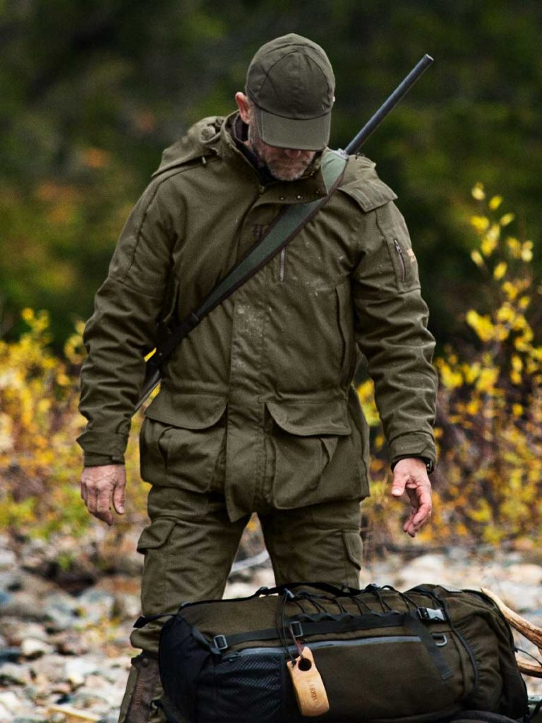 HARKILA Jacket - Mens Pro Hunter Endure - Willow Green
