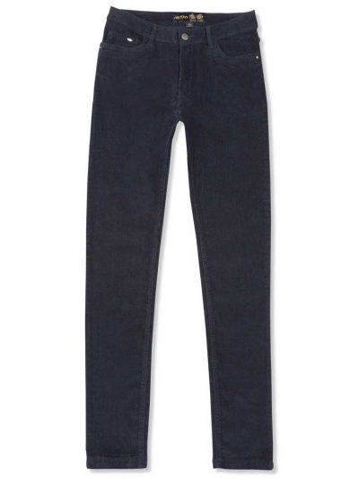 MUSTO Trousers - Ladies Country Corduroy - True Navy