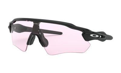 OAKLEY Radar EV Path Sunglasses - Polished Black - Prizm Low Light Lens