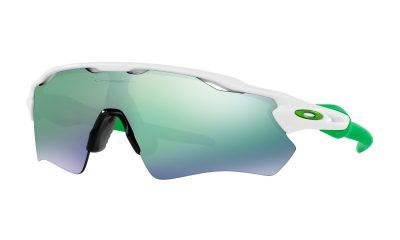 OAKLEY Radar EV Path Sunglasses - Polished White - Prizm Jade Iridium
