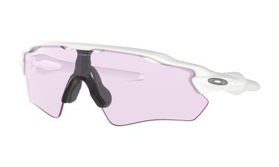 OAKLEY Radar EV Path Sunglasses - Polished White - Prizm Low Light Lens